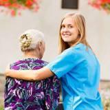 Bac Pro Accompagnement, soins et services à la personne option B : en structure