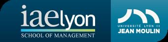logo IAE Lyon : Institut d'administration des entreprises