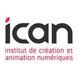 ICAN : Institut de création et d'animation numériques