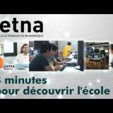 ETNA, la nouvelle alternance en informatique