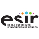logo ESIR : Ecole supérieure d'ingénieurs de Rennes