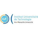 logo IUT d'Aix-Marseille - site d'Aix-en-Provence