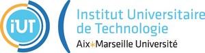 logo IUT d'Aix-Marseille - site de Salon de Provence