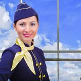 Hôtesse de l'Air  Steward