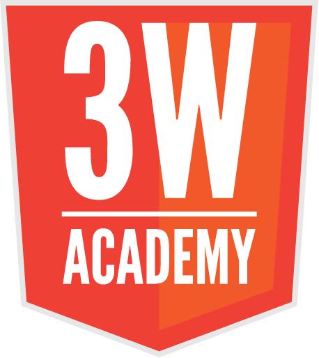 logo 3W Academy - Paris